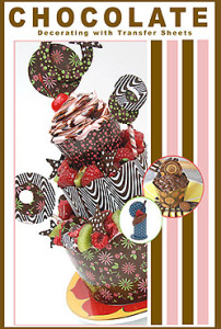 Chocolate Decorating with Transfer Sheets