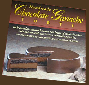 Trader Joe's Chocolate Ganache Torte