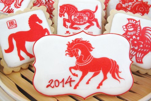 Love these wafer paper designs for cookies from Fancyflours.com!