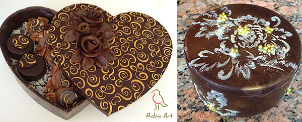 Tantalizing Valentines Day Ideas That Say Chocolate