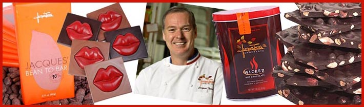 """Mr. Chocolate"", Jacques Torres"