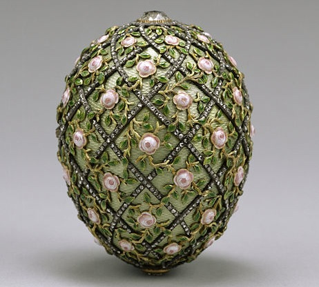 Chocolate Easter Ideas Make A Fab Faberge Egg