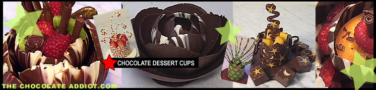 chocolate dessert cups