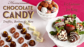 Online making chocolate candy,truffles,bonbons,and more